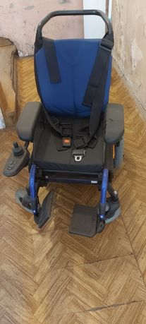 Wózek inwalidzki elektryczny dziecięcy