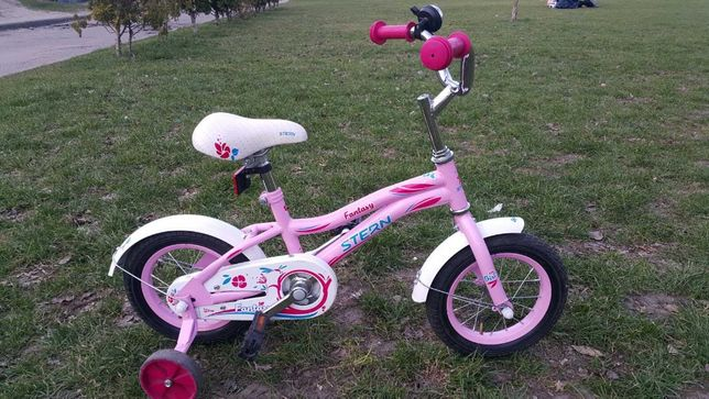 Продам детский велосипед Stern Fantasy 12.