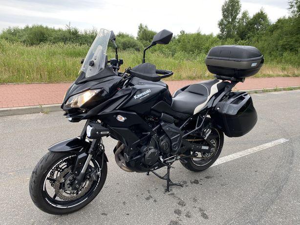 Kawasaki Versys 650 A2-odblokowana 2015 OKAZJA