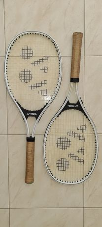 2 raquetes tênis Júnior