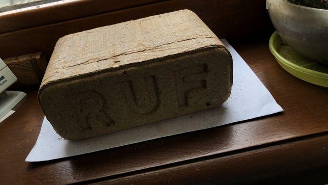 Брикеты RUF со штампом (дуб 100%) 3300грн/тона