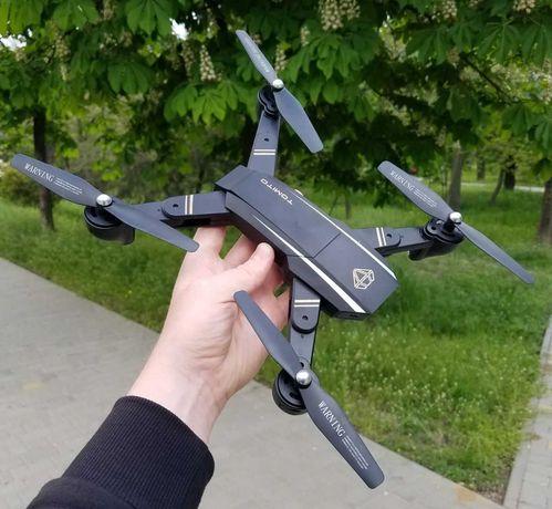 Новый квадрокоптер складной D5HW с WiFi и камерой. Дрон Phantom