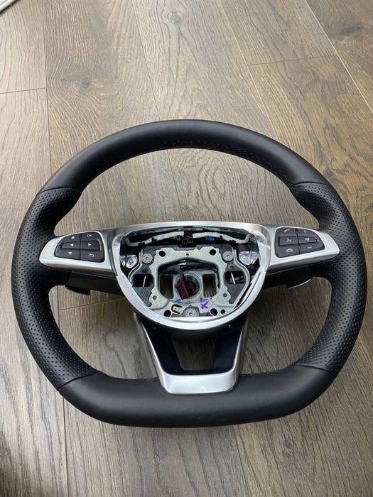 Руль AMG Mercedes C292 GLE-Coupe Киев - изображение 1