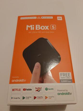 Xiaomi Mi Box S 4K Ultra HD