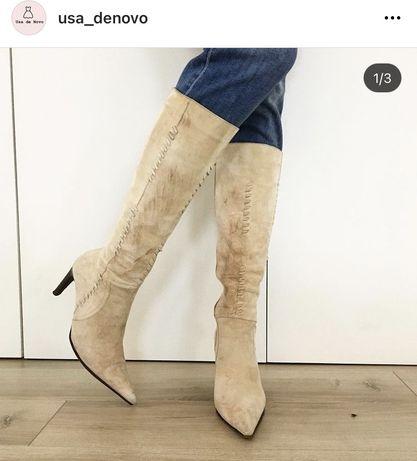Botas cano de alto