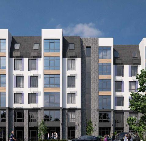 2к квартира 44,14 кв.м. в ЖК OClub, ул. Одесская 29