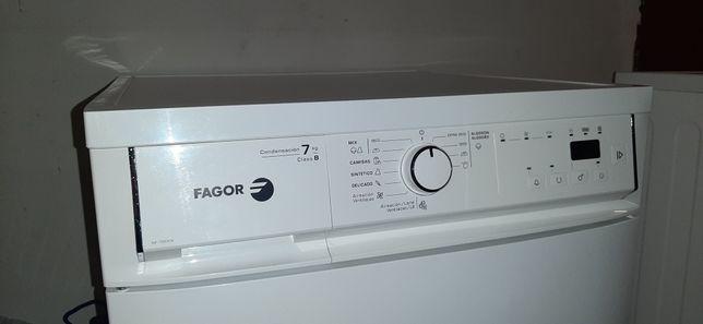 Maquina de secar condensação 7Kg FAGOR