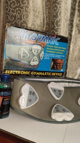 AB Gimnic пояс + тренажер бабочка