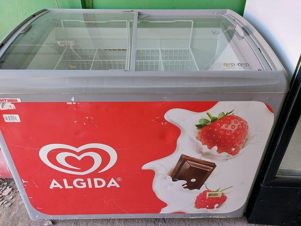 Продам б.у морозильную камеру, ларь, витрину АНТ (Австрия)