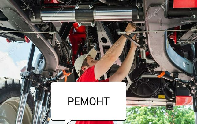 Услуги ремонта двигателя трактора МТЗ,ЮМЗ, машин