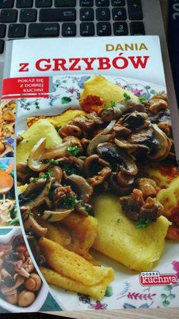 Książka kucharska - pokaż się w dobrej kuchni