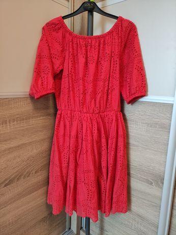 Sukienka Lola 38 czerwona hiszpanka