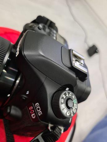 Canon 80D + lente Canon 50 mm