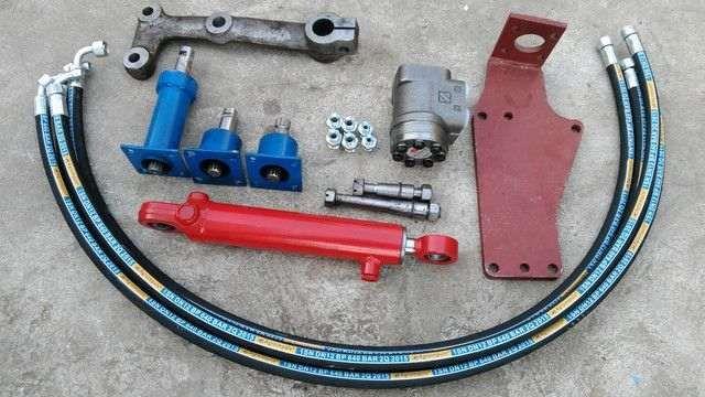 Комплект переоборудование рулевого управления на МТЗ,ЮМЗ,Т-150,Т40,Т25