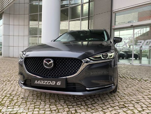 Mazda 6 M6 SW 2.2 SKY-D Excellence P.Leather TAE Navi