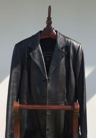 Płaszcz skórzany Ochnik