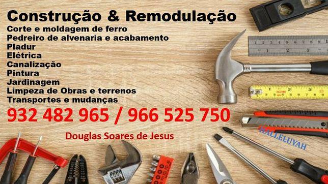 Construção & remodelação