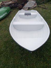 NOWA Łódka wędkarska 310nowa.łódki,łodzie,laminat