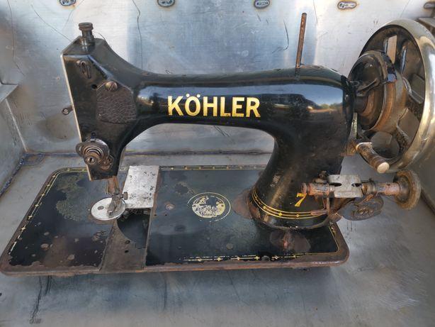 Maszyna do szycia köhler kohler 7 antyk