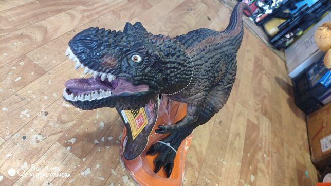 Новый динозавр ТИРЕКС!!! Огромный - РЕАЛИСТИЧНЫЙ!!!