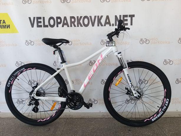 Новий жіночий велосипед Leon XC-Lady DD, 27.5 кол + подарунок кожному