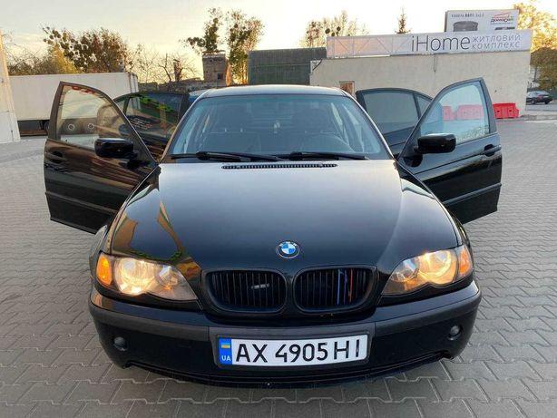 BMW 320D E46 2.0 TDI 2003