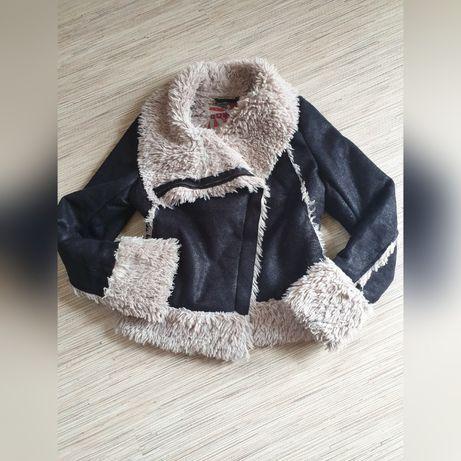 Kurtka / płaszczyk / kożuszek NEW LOOK 140-146cm
