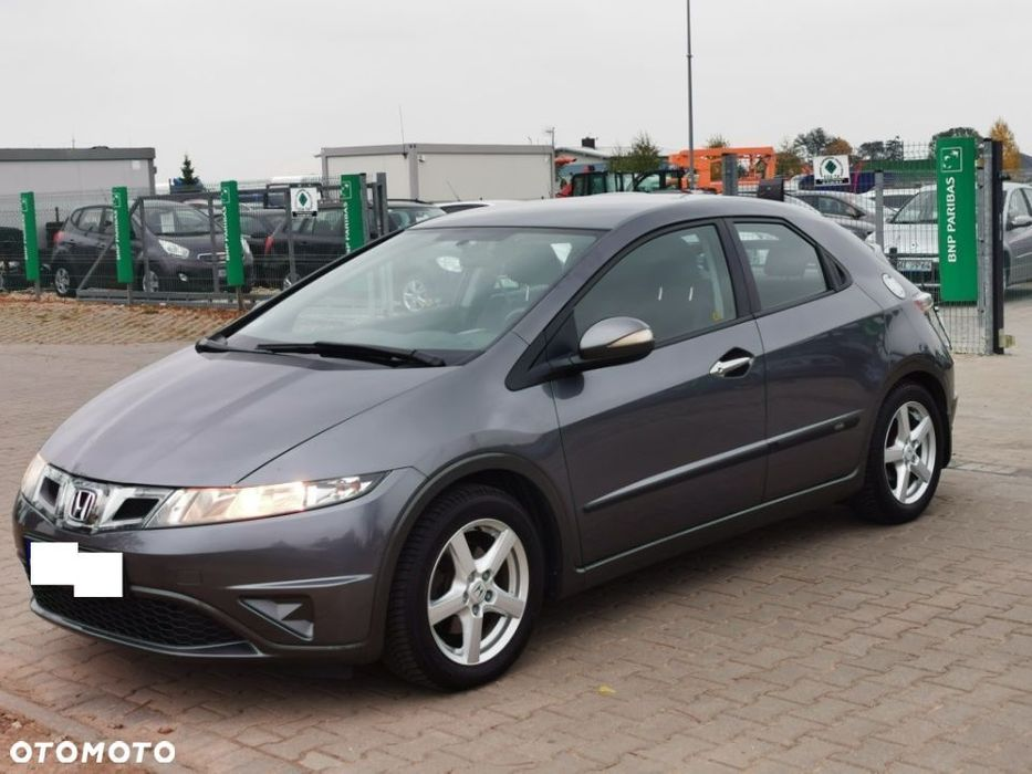 Honda Civic 1,4 100km  Ufo  Lift  Alu  Serwis  Salon Pl Житники - изображение 1