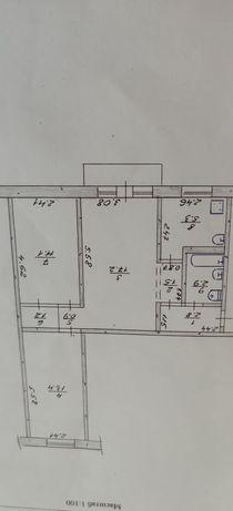 Обменяю или продам 3-х комнатную квартиру.
