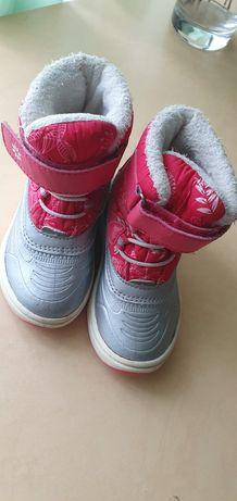 Зимние ботинки 23р 13-14см