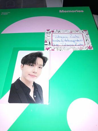 BTS photocard Hobi