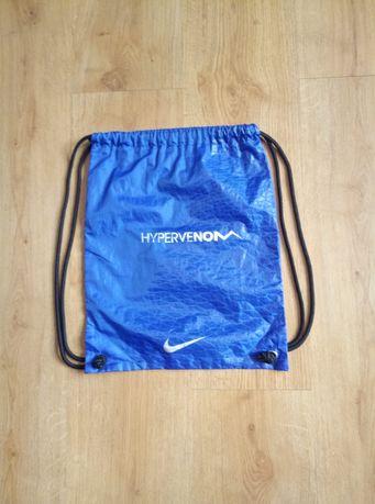 Worek Nike Hypervenom niebieski Mercurial Superfly