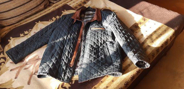 Продам мужскую курточку до минус 5,размер 66