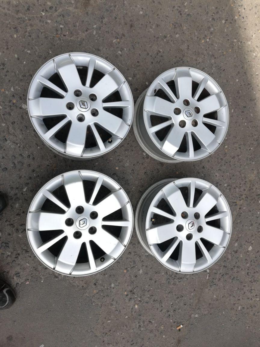 FELGI ALUMINIOWE 5x108 ET50 6,5x16 ET50 Renault Laguna Espace