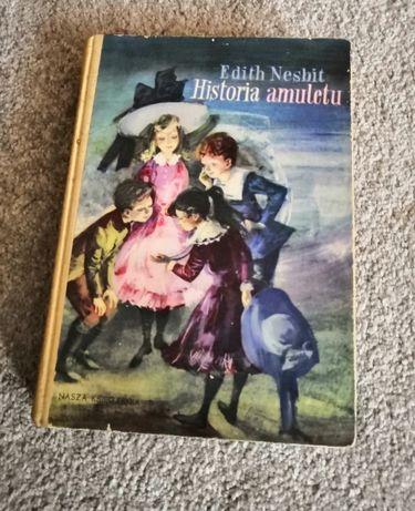 """Edith Nesbit """"Historia amuletu"""""""