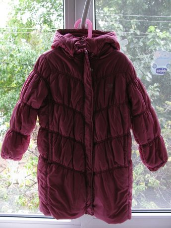 Пальто Chicco 122 р.