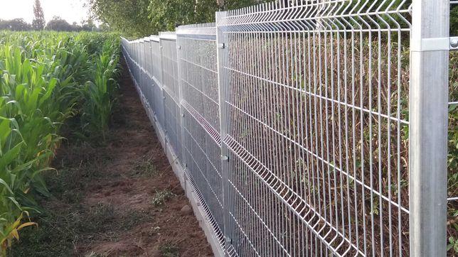 panele ogrodzeniowe ogrodzenia płot siatka