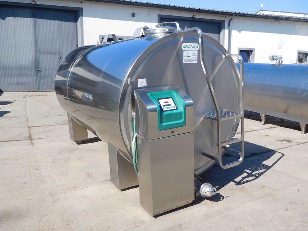 Schładzalnik Zbiornik Chłodnia do mleka 7000 WESTFALIA GEA  2012 rok