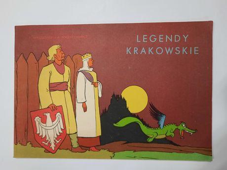 Legendy krakowskie Makuszyński