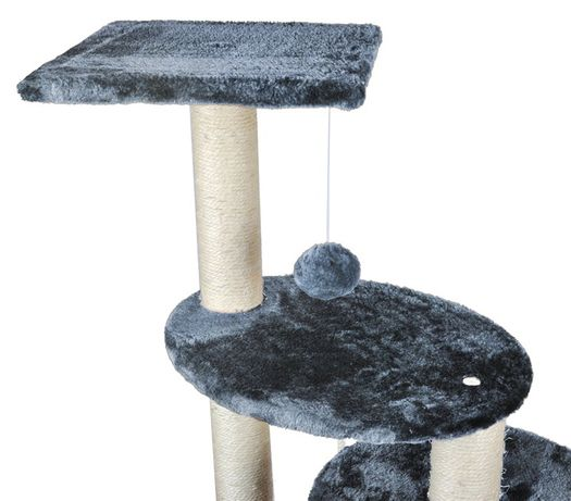 Nowy Drapak dla kota drzewko legowisko Domek 110cm Nowe inne wzory DPD