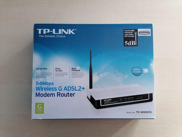 Router TP-LINK, model: TD-W8901G