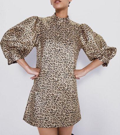 Красивое платье Зара ( Zara) М 44-46 р