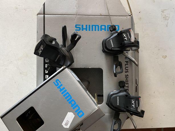 Manipulo esquerdo(shifter) Shimano XT