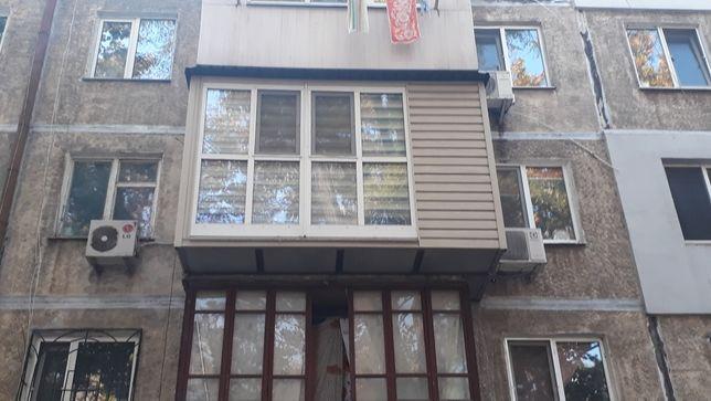 СКИДКА 27%! Расширение балкона увеличение вынос вперед ремонт под ключ