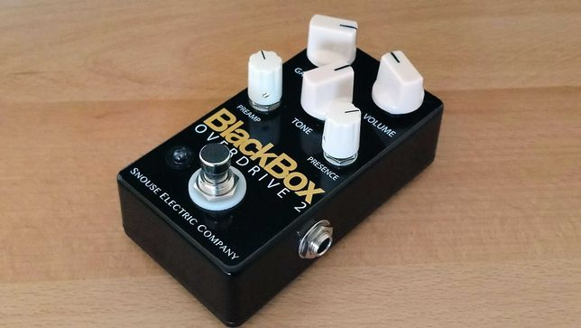 Snouse Black Box Overdrive 2