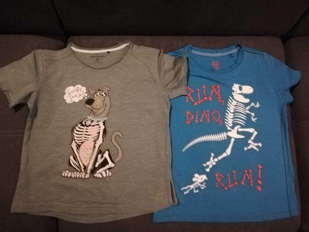 T-shirty chłopięce 122