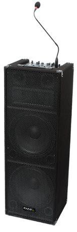 "Kolumna mobilna z mikrofonami 12""/30CM 240W Ibiza STANDUP212"