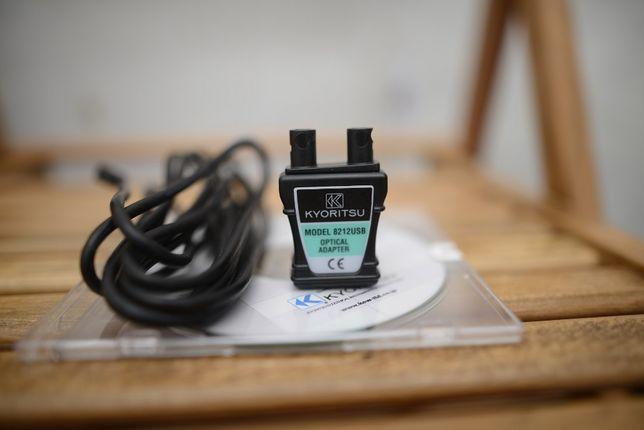 Kyoritsu 8212USB оптический адаптер