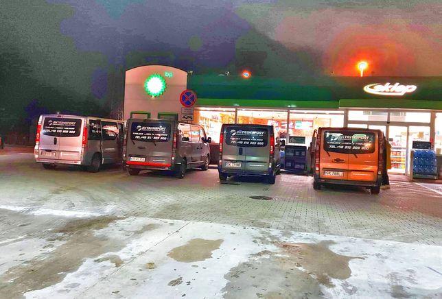 Busy do Niemiec Belgii Holandii Przewóz osób NIEMCY HOLANDIA Polska