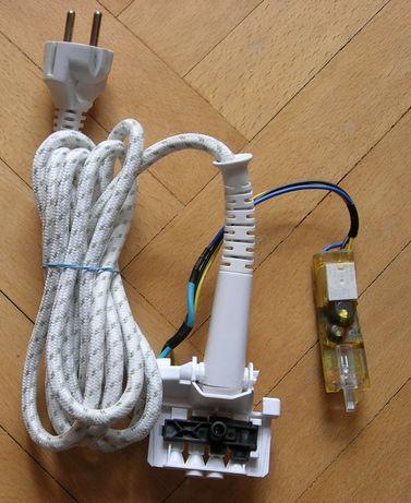 Przewód kabel do żelazka ze strażakiem Tefal seria FV9xxx